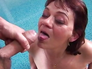 blowjob facial bisexual